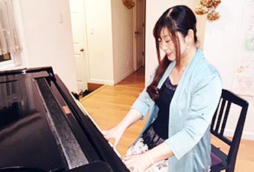 【ピアノ講師】 小山 由美